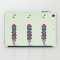 Ice Cream Diving  iPad Case