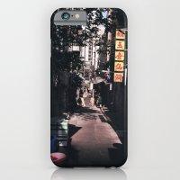 iPhone & iPod Case featuring Side street by SARAH KOHLER - TWENTYBLISS