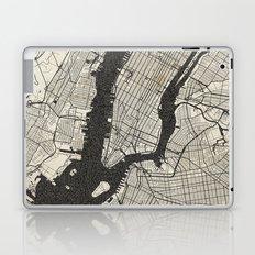 New York - Ink lines Laptop & iPad Skin