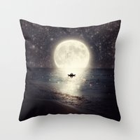 Imagine - Second Date  Throw Pillow