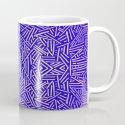 Radiate (Yellow/Ochre Royal) Mug