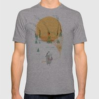 Beach House - Norway Mens Fitted Tee Athletic Grey SMALL