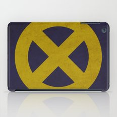 X-Men (Super Minimalist series) iPad Case