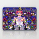 Robot Butterfly iPad Case