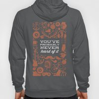 The Study of Hipsters Hoody