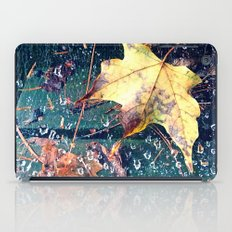 Fall in the Spider's Web iPad Case
