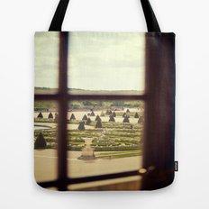Windows of Versailles II Tote Bag