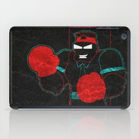 Boxing Gloves iPad Case