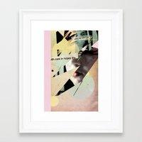 Forgotten Favourite Framed Art Print