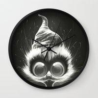 Night Shift (夜勤) Wall Clock