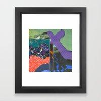 Like a Version Framed Art Print