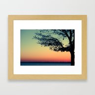 Someday Soon Framed Art Print