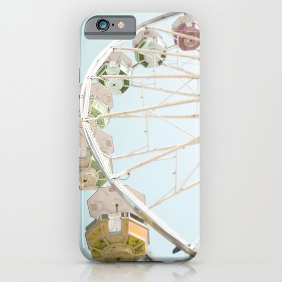 Pastel Ferris Wheel  iPhone & iPod Case