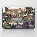 island Vacation iPad Case