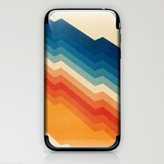 Barricade iPhone & iPod Skin