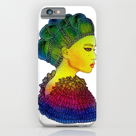 Rainbow Power Girl! iPhone & iPod Case