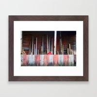 Barn 6 Framed Art Print