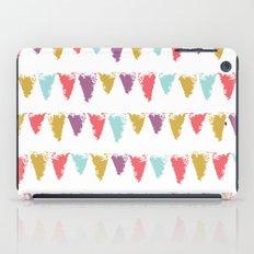 Butterfly Garden - Bunting iPad Case