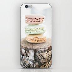 Macarons from Paris iPhone & iPod Skin