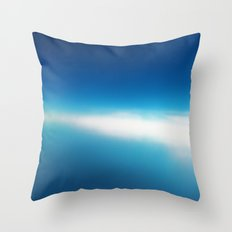 Azure 2 Throw Pillow
