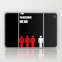 The Walking Dead Minimal… Laptop & iPad Skin