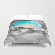 It Seemed To Chase The D… Duvet Cover