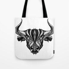 Signs of the Zodiac - Taurus Tote Bag