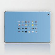 8-BIT Retro Console & Game Laptop & iPad Skin