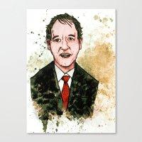Sam Raimi Canvas Print