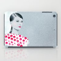 Sandra iPad Case