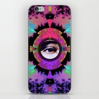 Visionary Expansion iPhone & iPod Skin