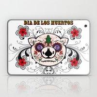 Berto: Dia De Los Muerto… Laptop & iPad Skin