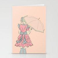 Loli shadowcast Stationery Cards