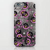 iPhone & iPod Case featuring Dopamine by Mr Zion