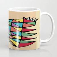 Triheaded Mug