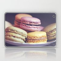 Macarons On The Windowsi… Laptop & iPad Skin