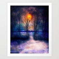 Winter Sonata II Art Print