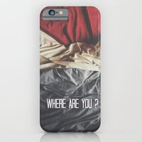 Where are you? iPhone 6 Slim Case