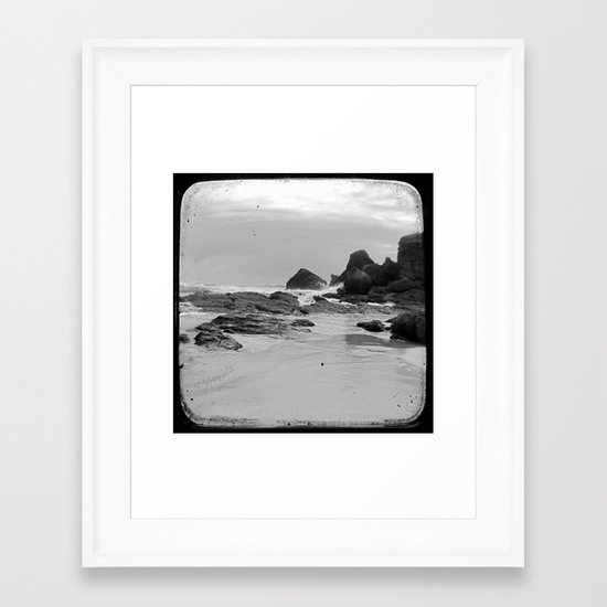 Strange Planet - Through The Viewfinder (TTV) Framed Art Print