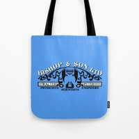 Bishop & Son Ltd Tote Bag