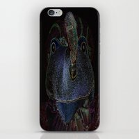 Sir Frog iPhone & iPod Skin