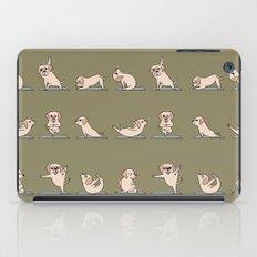 Labrador Retriever Yoga iPad Case