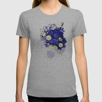 Symphony of Night Womens Fitted Tee Athletic Grey SMALL