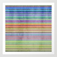 Stripes I Art Print