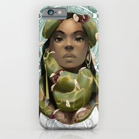 iPhone & iPod Case featuring Unbound by Artist RX