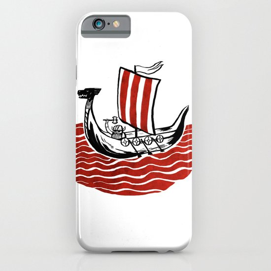 Lone Viking iPhone & iPod Case