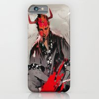 iPhone & iPod Case featuring KARMA KILLER by Galvanise The Dog