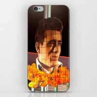 James Dean Fly by Night iPhone & iPod Skin