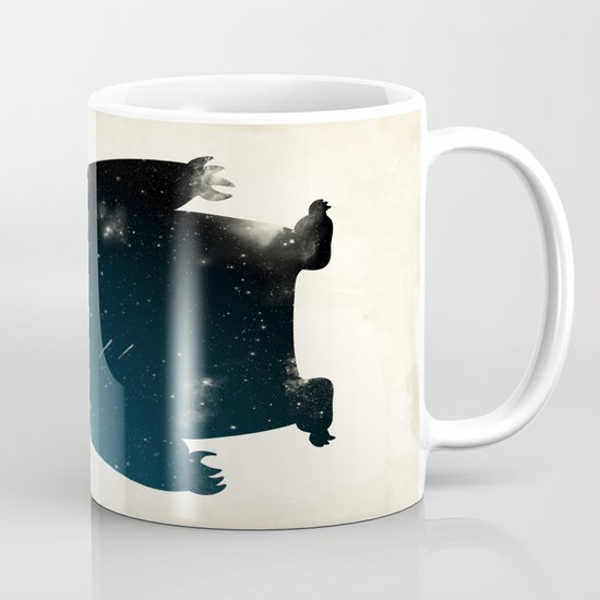Mr. Cosmos (Color Version) Mug