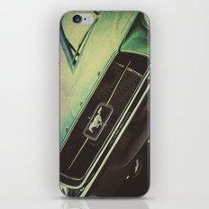 Galaxy Mustang iPhone & iPod Skin